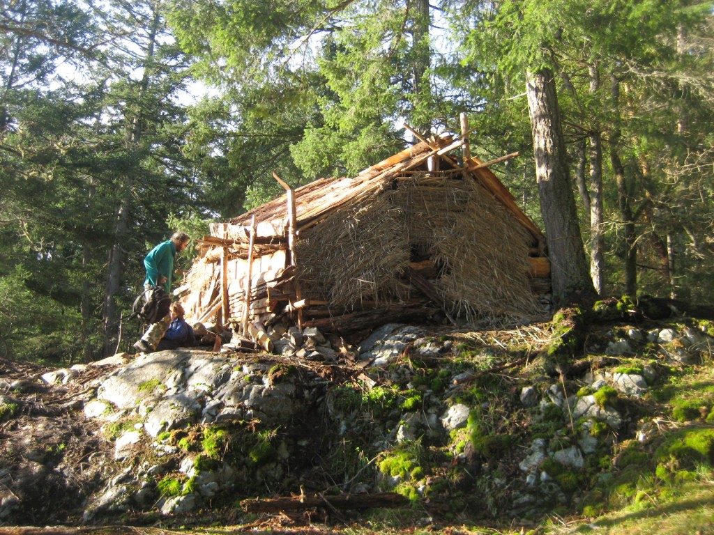 Wisdom of the earth salt spring wilderness school for Camp stone